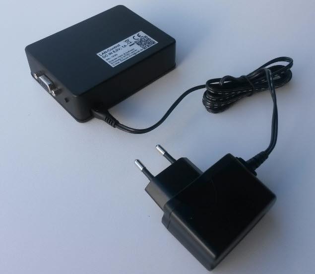 RS232-Fernsteuerung